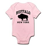 Buffalo New York Onesie