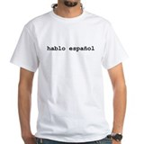 I Speak Spanish Shirt
