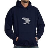 falcon (white) Hoody