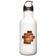 Hysterical Events Water Bottle