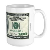 Large Money Mug