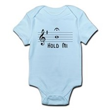 Cute Musical Infant Bodysuit