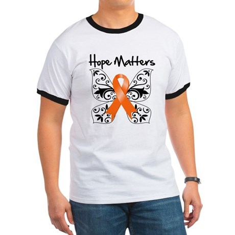 Hope Matters Leukemia Ringer T