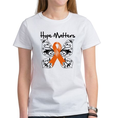 Hope Matters Leukemia Women's T-Shirt
