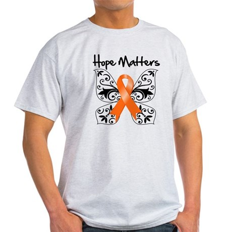 Hope Matters Leukemia Light T-Shirt