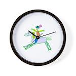 Prince Charming Wall Clock