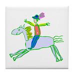 Prince Charming Tile Coaster