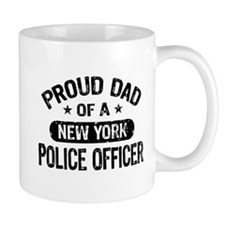 Proud Dad of a New York Police Officer Mug
