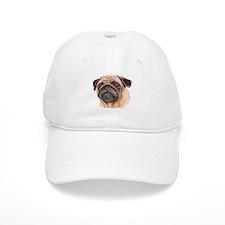 Pug Baseball Cap