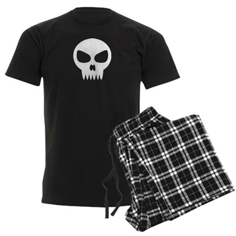 Skull Men's Dark Pajamas