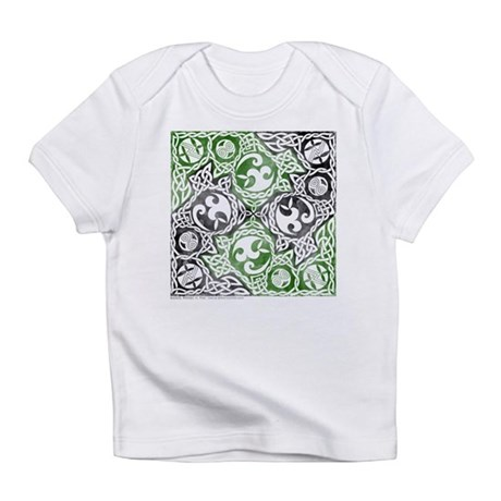 Celtic Puzzle Square Infant T-Shirt