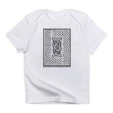 Celtic Knotwork Framing Infant T-Shirt