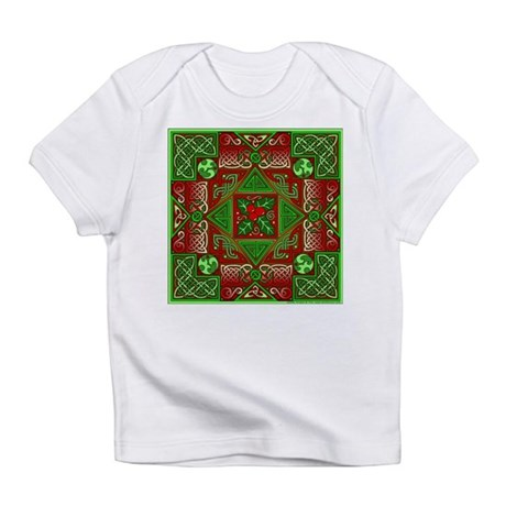 Celtic Labyrinth Holly Infant T-Shirt