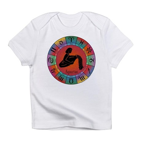 Aquarius Water Bearer Infant T-Shirt