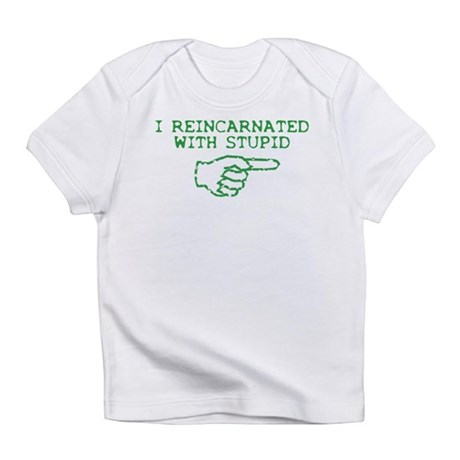 Reincarnated With Stupid Infant T-Shirt