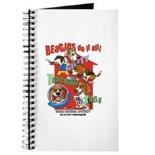 Beagles Do It All Journal