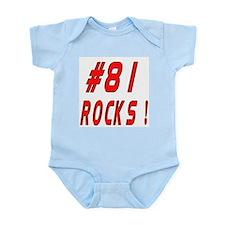 81 Rocks ! Infant Creeper