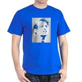 Robert Kennedy Quote T Shirt (blue)