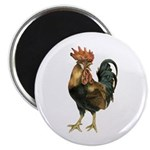Rooster Chicken Magnet