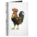 Rooster Chicken Journal