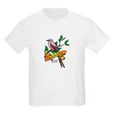 Cute Map oregon T-Shirt