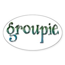 Groupie Decal