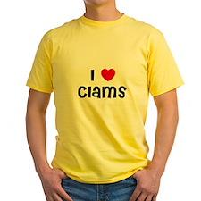 I * Clams T