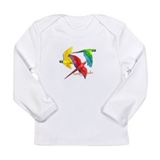 Macaws Long Sleeve Infant T-Shirt