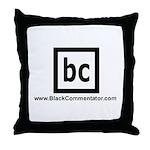 BC Logo Throw Pillow