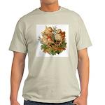 Chicken Chicks Ash Grey T-Shirt