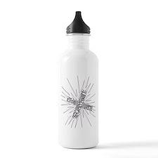 Cross Water Bottle