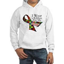 For My Sons - Autism Hoodie