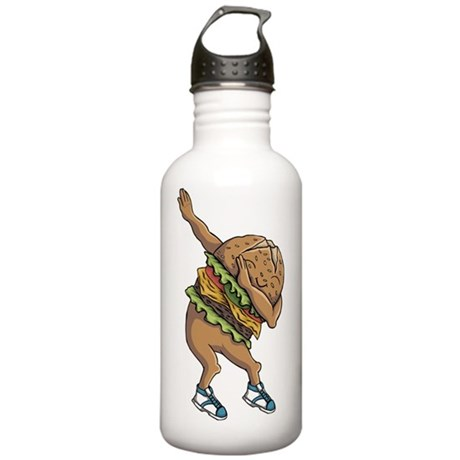 Earth Day Awareness Stainless Water Bottle 1.0L
