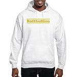 butt Hooded Sweatshirt