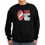 80's slang Sweatshirt (dark)
