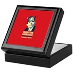 antiobama Keepsake Box