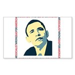 antiobama Sticker (Rectangle)