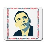 antiobama Mousepad