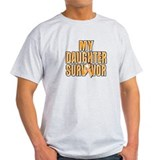 My Daughter is a Survivor T-Shirt