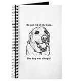 Dog humor Journal