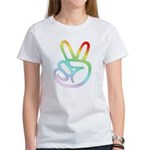 Rainbow Pieces Women's T-Shirt