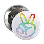 Rainbow Pieces Button