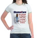 Anti Obamacare Jr. Ringer T-Shirt