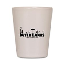 OUTER BANKS Shot Glass