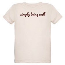 Simply Being Well T-Shirt