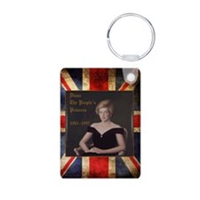 Diana The People's Princess Keychains
