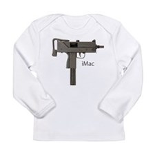 Unique Defence Long Sleeve Infant T-Shirt