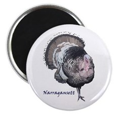 "Narragansett Tom 2.25"" Magnet (10 pack)"