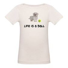 Maltese Life Organic Baby T-Shirt
