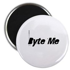 "Byte Me 2.25"" Magnet (10 pack)"
